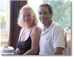 THE SPARES GROUP - Jill & Adrian Tyndale