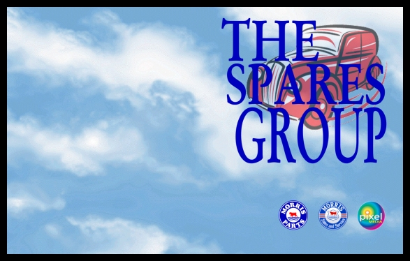 THE SPARES GROUP - SCREEN WALLPAPER